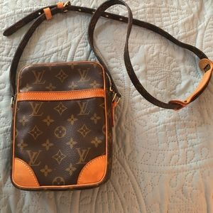 Louis Vuitton crossbody Danube in monogram